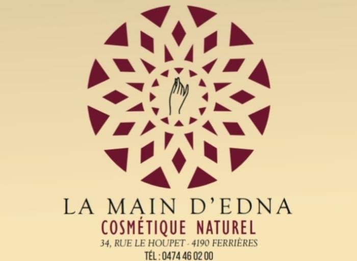 La main d'edna cosmétique naturel bio artisanal savon shampoing belge écoresponsable durable
