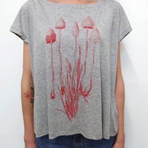 T-shirt femme coulemelle