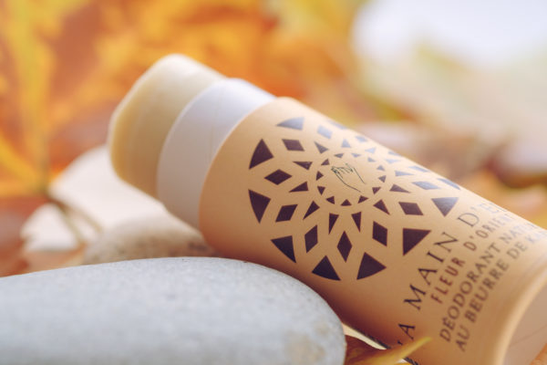 Déodorant naturel cosmétique écoresponsable