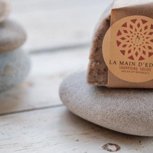 Shampoing naturel artisanal bio