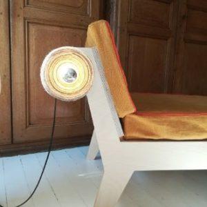 Lampe VE création