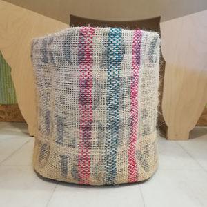 Panier laine décorations intérieurs
