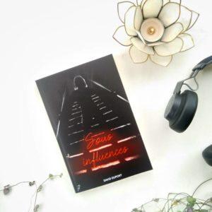 Sous influences David Dupont Maison d'édition Read&rate belge écoresponsable livre