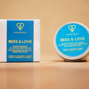 Baume bio apaisant belge artisanl savonnerie habeebee bruxelles durable