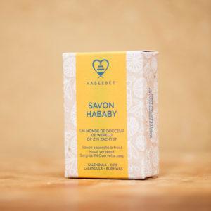 Savon hababy bio belge artisanl savonnerie habeebee bruxelles durable