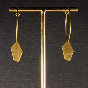 Bijoux fait main artisanal belge liège boucles d'oreilles local belge