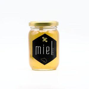 Miel d'acacia artisanal macrobapt
