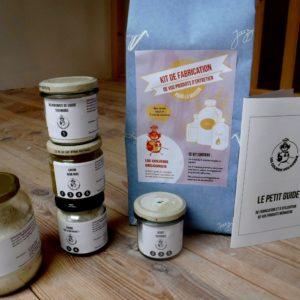 Kit fabrication produits ménagers Colibris Dégourdis