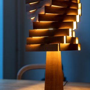 Lampe Artisanal ambiance décoration