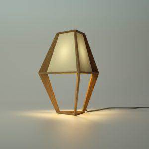 Lampe artisanal décoration intérieur