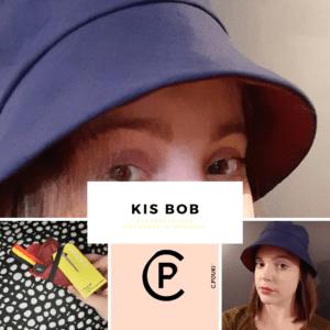"""Bob de pluie """"Kis"""" (3 couleurs) – C.Pouki"""