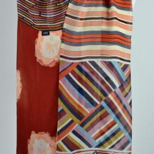 Foulard en soie (196 cm) – Isatio