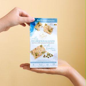 Yuma crackers apéro bio