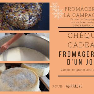 Fromager/ère d'un jour – Ferme La Campagne