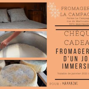 Fromager/ère d'un jour en immersion – Ferme La Campagne