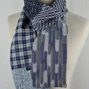 Écharpe en laine (166 cm) – Isatio
