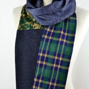 Écharpe en laine (190 cm) – Isatio