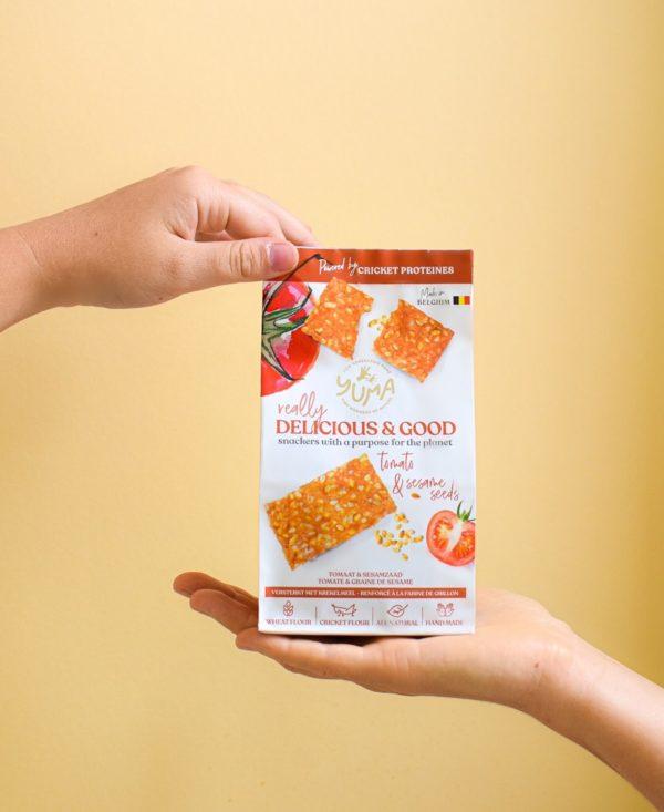 Yuma crackers vegan bio