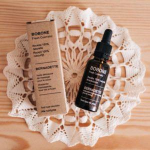 Huile massage Bobone cosmétique