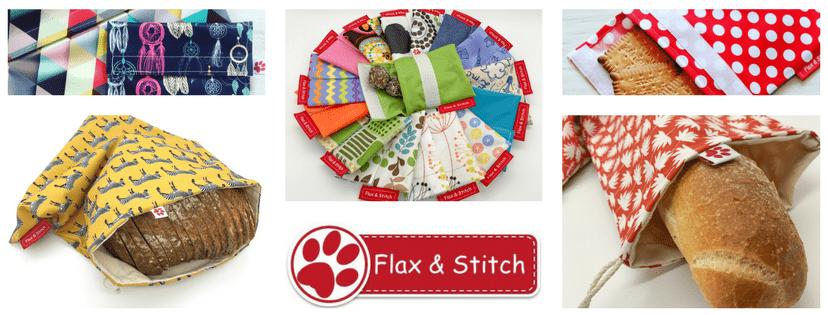 Flax stitch zéro déchet
