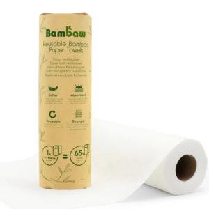 Essuie-tout lavable bambaw