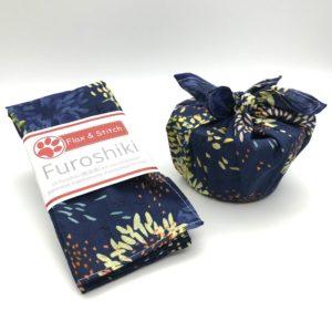 emballage Furoshiki zéro déchet