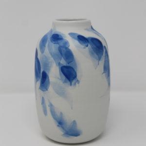 Vase en porcelaine belge