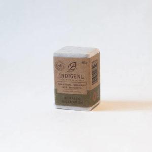 Shampoing solide naturel Indigène