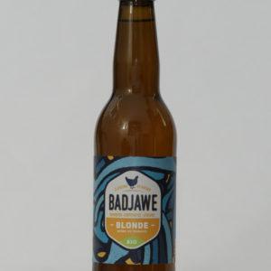 La Badjawe Blonde – Brasserie Coopérative Liégeoise