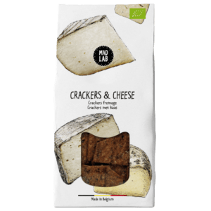 Crackers & Cheese – MAD LAB