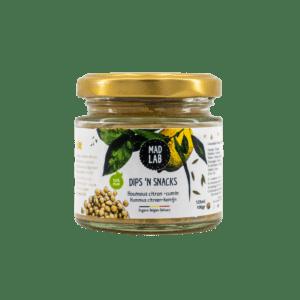 Dips'n Snacks – Houmous citron & cumin – MAD LAB