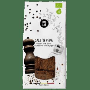 Crackers Salt 'n Pepa – MAD LAB